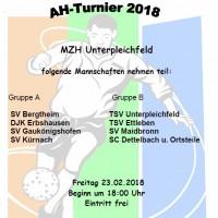 AH Turnier 2018